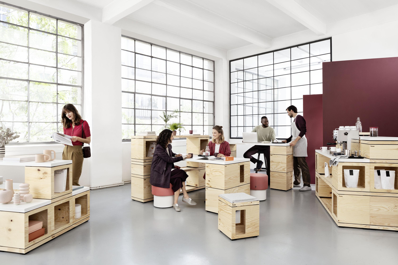 Bureaux Espaces Collaboratifs Ltb Design Amp Solutions