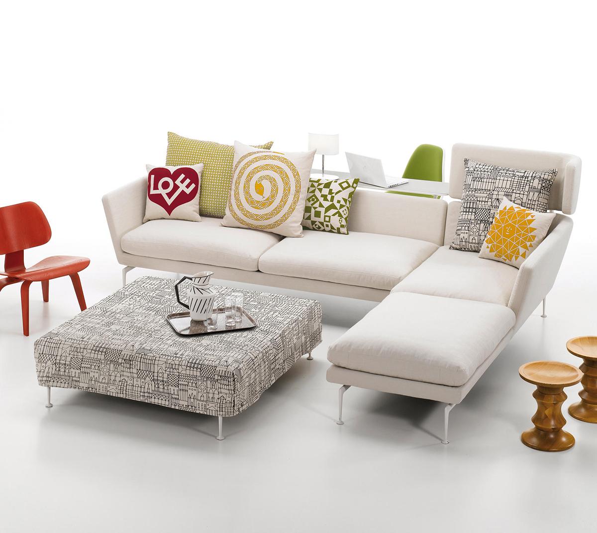 Canapé Moelleux Assise Profonde habitat / fauteuils / canapés / maralunga - design